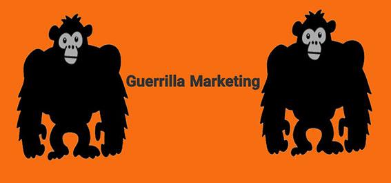 گوریلا مارکتینگ