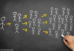 نتورک مارکتینگ  یا بازاریابی شبکه ای چیست؟